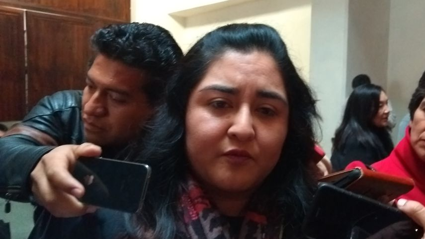 Apoyan instancias federales en caso de Karla Romero