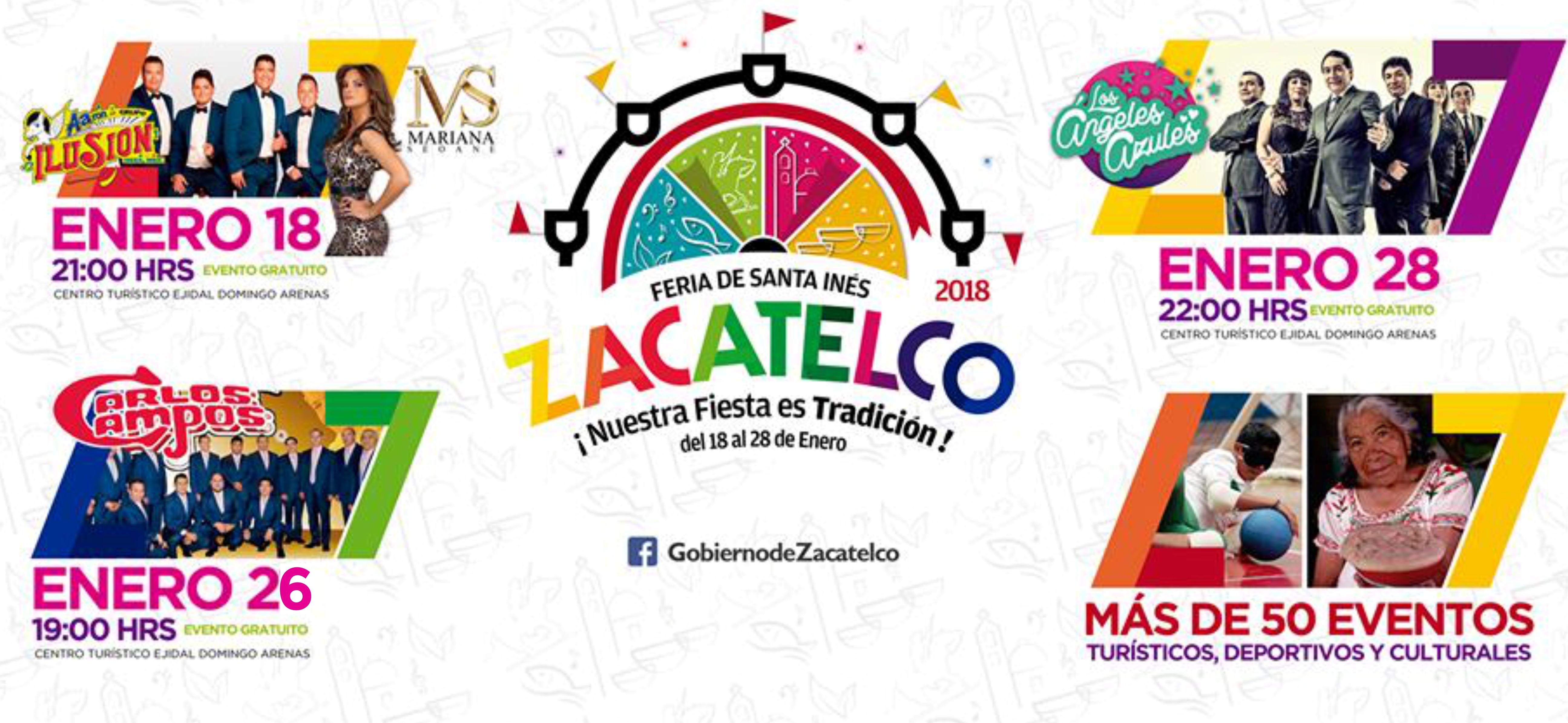 Zacatelco  Feria 2018