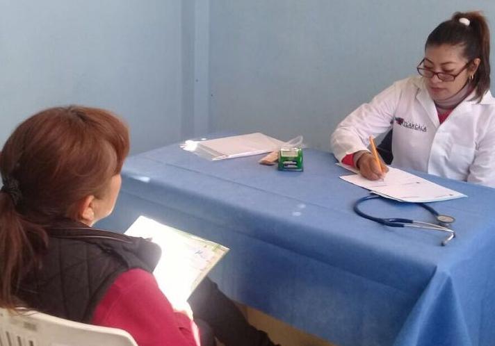 Reinicia ayuntamiento de Tlaxcala Jornadas Médicas