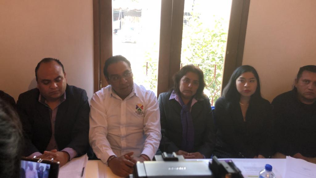 Rechaza edil de Ixtenco acusaciones; es cuestión política, dice