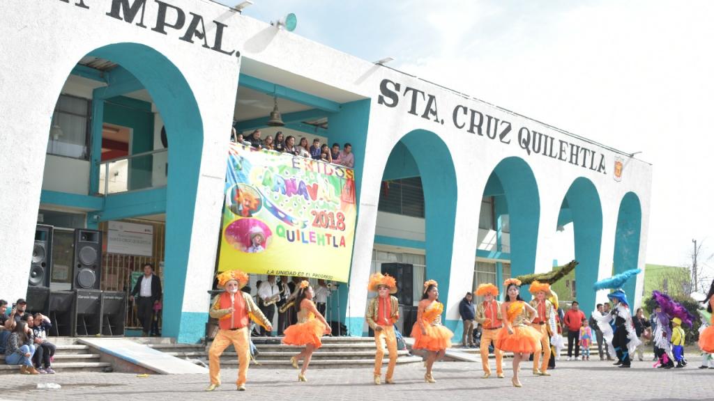 Carnaval de Quilehtla 2018